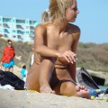Nude girls on the beach - 093 - part 3