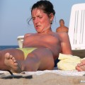 Topless girls on the beach - 088 - part 3