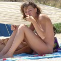 Nude girls on the beach - 208 - part 1