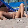 Nude girls on the beach - 342