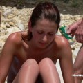Nude girls on the beach - 376 - part 3