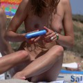 Nude girls on the beach - 191 - part 2