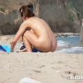 Nude girls on the beach - 401 - part 1