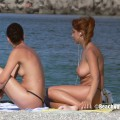 Topless girls on the beach - 106 - part 2