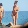 Nude girls on the beach - 227 - part 2