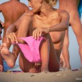 Nude girls on the beach - 340 - part 2