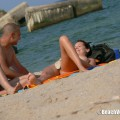 Nude girls on the beach - 401 - part 2