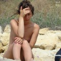 Nude girls on the beach - 136 - part 1