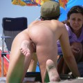 Nude girls on the beach - 201 - part 2