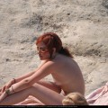 Topless girls on the beach - 020 - part 2