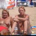 Topless girls on the beach - 289 - part 2