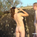 Nude girls on the beach - 230 - part 2