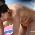 Topless girls on the beach - 081 - part 2