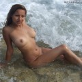 Beach - lacey and friends 2