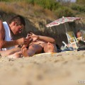 Nude girls on the beach - 160 - part 1