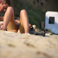 Nude girls on the beach - 204 - part 1