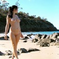 Nude pictures from  italy of the sweet simone