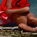 Nude girls on the beach - 210 - part 1
