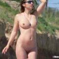 Nude girls on the beach - 336 - part 2