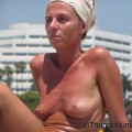 Topless girls on the beach - 169 - part 2