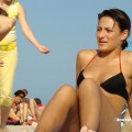 Topless girls on the beach - 083 - part 2