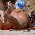 Nude girls on the beach - 182 - part 2