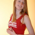 Svenja makes horny pictures
