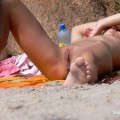 Nude girls on the beach - 182 -part 1