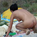 Nude girls on the beach - 143 - part 2
