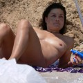 Nude girls on the beach - 195 - part 1