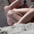 Topless girls on the beach - 127 - part 1