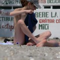 Topless girls on the beach - 037 - part 3