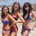 Beach - jess and friends