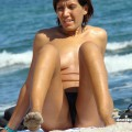 Topless girls on the beach - 063 - part 1