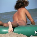 Nude girls on the beach - 301 - part 2