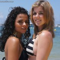 Beach - nic and emma 1