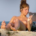 Nude girls on the beach - 204 - part 2