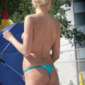 Topless girls on the beach - 128 - part 1