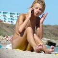 Nude girls on the beach - 219 - part 1