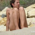 Nude girls on the beach - 136 - part 2