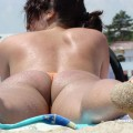 Topless girls on the beach - 081 - part 1