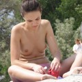 Topless girls on the beach - 130 - part 1