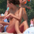 Topless girls on the beach - 141 - part 1