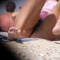 Topless girls on the beach - 062
