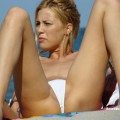 Topless girls on the beach - 129 - part 1