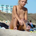 Nude girls on the beach - 219 - part 2