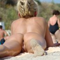 Nude girls on the beach - 361 - part 1