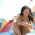 Nude girls on the beach - 154 - part 2