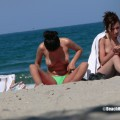 Topless girls on the beach - 079 - part 1