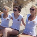 Beach - hereford girls 1